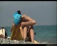 Nude Beach Spy Cam Teens Naked - scene 12