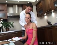 Showing Off His Lovemaking Skills - scene 1