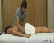 Cumshot Delight For Nubile Babe - scene 5