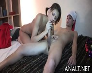 Sampling Beautys Luscious Anal Canal - scene 1