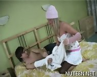 Naughty Doggystyle Banging - scene 2