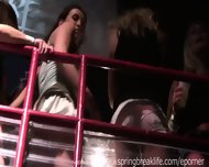 Dreamgirls club up-the-skirt - scene 4