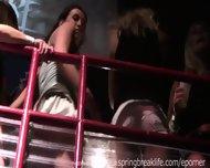 Dreamgirls club up-the-skirt - scene 4