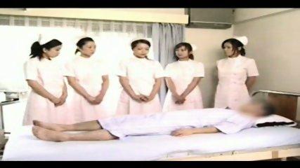 Japanese Nurses - scene 1
