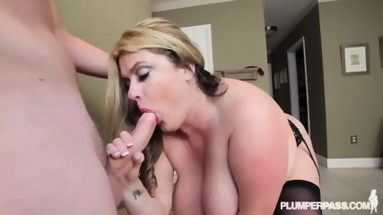 Fat Babe Needs Hardcore Sex - scene 5