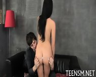 Skinny Angel Is Impaled On Cock - scene 6
