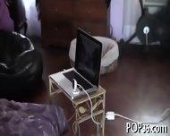 Posh Teen Babe Gets Drilled - scene 5