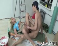 Entrancing Fuck Holes Pleasuring - scene 4