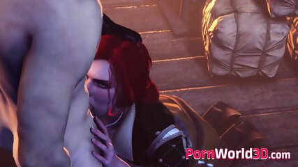 3D Nice Compilation of Hentai Characters Fuck