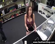Amateur Babe Desperate For Cash On Spy Cam - scene 9