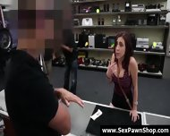 Amateur Babe Desperate For Cash On Spy Cam - scene 10