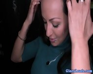 Cum Wanting Gloryhole Babe Loves Facials - scene 5