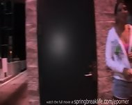 Dreamgirls public-nudity toll-booth - scene 2