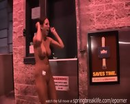 Dreamgirls public-nudity toll-booth - scene 6