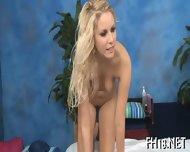Lewd And Oily Massage Session - scene 8