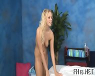Lewd And Oily Massage Session - scene 9