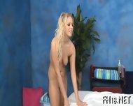 Lewd And Oily Massage Session - scene 9