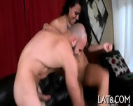 Lusty Sexual Encounter - scene 4