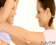 Gorgeous Gals Are Licking - scene 7