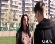 Rough Pussy-ramming Session - scene 1