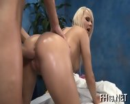 Oily Massage For Cute Chick - scene 8