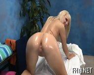 Oily Massage For Cute Chick - scene 7