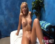Stroking A Smoking Hot Babe - scene 10