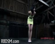 Torturing A Petite Sweetheart - scene 6