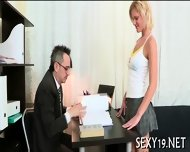 Doggystyle Lesson From Teacher - scene 4