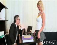 Doggystyle Lesson From Teacher - scene 6