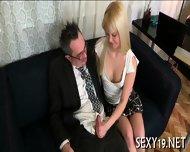 Teacher Tasting A Chaste Cunt - scene 1
