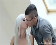 Making Love With Delicate Blonde - scene 2