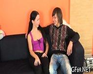 Horny Pussy Examination - scene 3