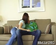 Lusty Wanking With Babe - scene 6