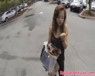 Spycam Video Of Picked Up Babe Fucked - scene 4