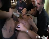 Public Humiliation For A Sex Whore - scene 8