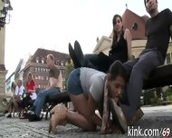 Public Humiliation For A Sex Whore - scene 2