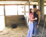 Exciting Cowgirl Riding - scene 4
