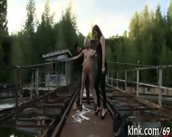 Naked Public Punishment - scene 4