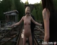 Naked Public Punishment - scene 6