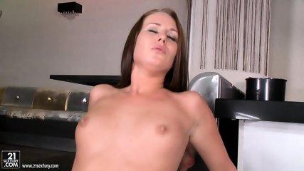 Glamorous Babe Rides Dick In The Bar - scene 8