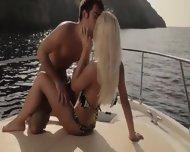 Luxury Art Bang On The Yacht - scene 4