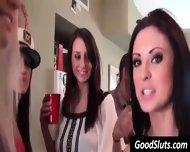 Costume Party Girls Kissing - scene 12