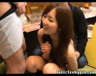 Publicsex Oriental Babe Sucking Cock - scene 10