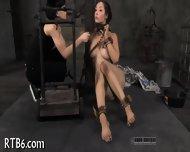 Facial Torture For Pretty Babe - scene 8