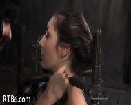 Facial Torture For Pretty Babe - scene 12