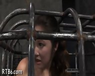 Facial Torture For Pretty Babe - scene 6