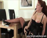 Brit Milf Licks And Fucks - scene 6