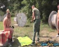 Paintball Group Fucking - scene 6