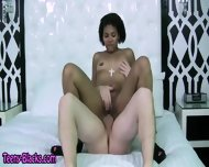 Slammed Black Teen Slut - scene 10